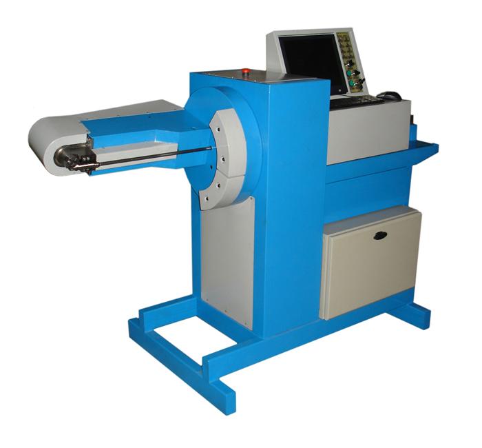 Neue CNC 3D Drahtbiegemaschine